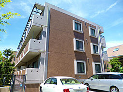 兵庫県西宮市甲子園口北町の賃貸マンションの外観