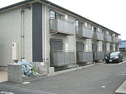 ルミエール東貝塚[2階]の外観