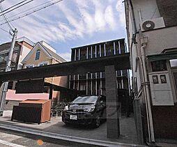 京都府京都市上京区一町目の賃貸マンションの外観