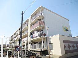 埼玉県さいたま市南区曲本2丁目の賃貸マンションの外観
