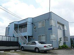 湘南プリージアント[101号室]の外観