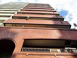 ライオンズマンション上町[3階]の外観