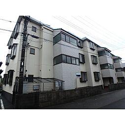 埼玉県吉川市木売2の賃貸マンションの外観