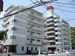 兵庫県姫路市城北新町の賃貸マンションの外観