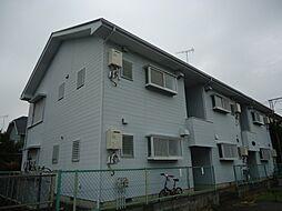 青木ハウス[103号室]の外観