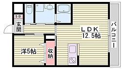 山陽電鉄本線 尾上の松駅 徒歩20分