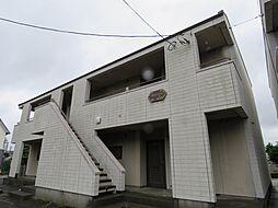 グランドメゾンB[1階]の外観