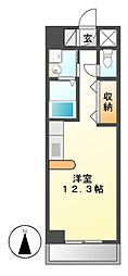 パンシオン千種[3階]の間取り