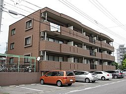 栃木県宇都宮市元今泉6丁目の賃貸マンションの外観
