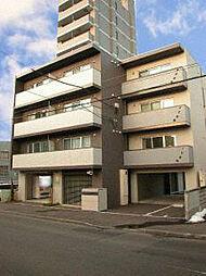 サザンウィンド東札幌[403号室]の外観