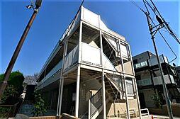 リブリ・テラ たかの台[1階]の外観