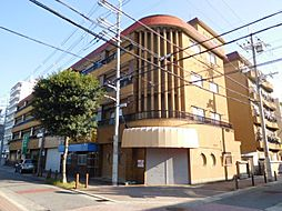 大阪府大阪市旭区清水4丁目の賃貸マンションの外観