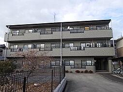 愛知県北名古屋市井瀬木居屋敷の賃貸アパートの外観