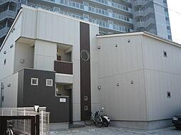 クレフラスト浜松駅南[103号室]の外観