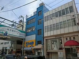 兵庫県姫路市呉服町の賃貸マンションの外観
