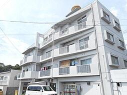 クロスコア昭和町[201号室]の外観
