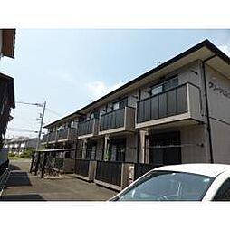 広島県福山市引野町北5丁目の賃貸アパートの外観