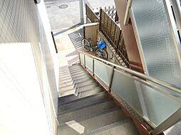 キャスティルフォー[3階]の外観
