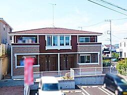 神奈川県綾瀬市深谷上2丁目の賃貸アパートの外観