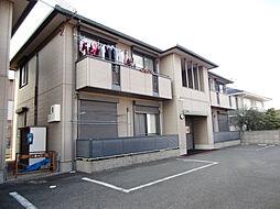 浅井ハイツ B棟[202号室]の外観
