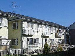 サンハイツ山田B[2階]の外観