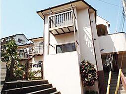 神奈川県横浜市港北区日吉4の賃貸アパートの外観