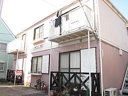 ファミーユ三春A[201号室]の外観