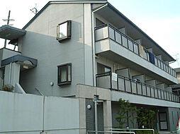 メルベーユ高井[3階]の外観