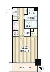 NONA PLACE渋谷富ヶ谷[3階]の間取り