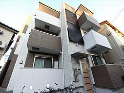 愛知県名古屋市中村区太閤4丁目の賃貸アパートの外観