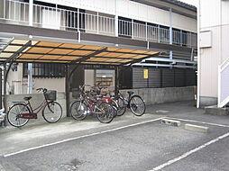 愛知県名古屋市西区稲生町5丁目の賃貸アパートの外観