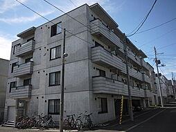 北海道札幌市白石区本通17丁目の賃貸マンションの外観