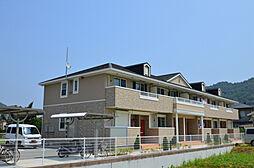 兵庫県赤穂市砂子の賃貸アパートの外観