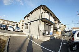 兵庫県姫路市飾磨区今在家北3丁目の賃貸アパートの外観