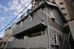 兵庫県神戸市中央区下山手通7丁目の賃貸アパートの外観