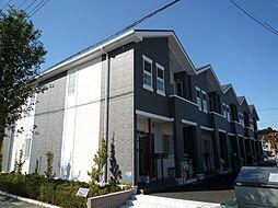 千葉県白井市西白井3丁目の賃貸アパートの外観