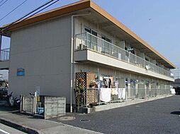 東京都あきる野市小川東1丁目の賃貸マンションの外観