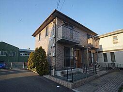 [テラスハウス] 静岡県浜松市中区佐藤3丁目 の賃貸【/】の外観