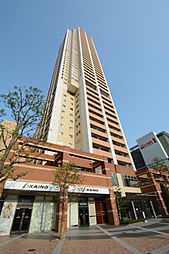 ザ・なんばタワーレジデンスインなんばパークス[19階]の外観