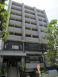 神奈川県横浜市磯子区森1丁目の賃貸マンションの外観