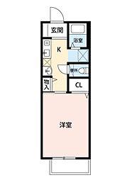 中野東駅 3.0万円