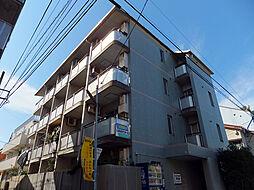 神奈川県横浜市港北区綱島西2丁目の賃貸マンションの外観