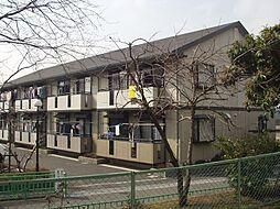 カーサクレール[2階]の外観