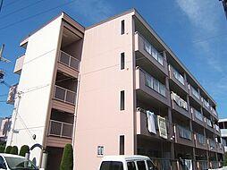 京都府京都市伏見区下鳥羽但馬町の賃貸マンションの外観