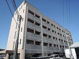 愛知県常滑市千代ケ丘1丁目の賃貸マンションの外観