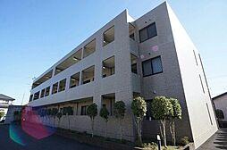 千葉県野田市柳沢の賃貸マンションの外観