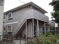 池田アパート[2階]の外観