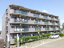 宮城県仙台市若林区遠見塚1丁目の賃貸マンションの外観