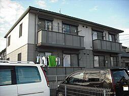 千葉県習志野市鷺沼5丁目の賃貸アパートの外観
