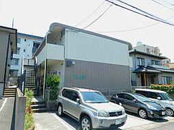 福岡県北九州市小倉北区井堀1丁目の賃貸アパートの外観